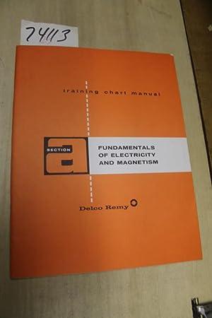 training chart manual abebooks rh abebooks com Delco Remy Alternator Wiring Diagram Delco Remy 39MT Starter