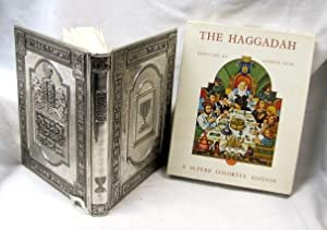 The Haggadah With Antique Silver Cover: Szyk, Arthur and