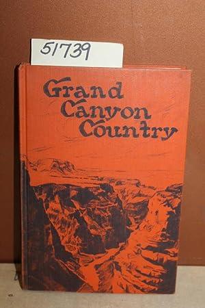Grand Canyon Country: Tillotson, M.R. & Taylor, Frank J.