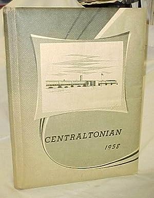 Centraltonian 1958 AMHERST, VIRGINIA: Central High School