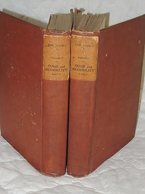 Jane Austen Novels Sense and Sensibility 2: Austen, Jane