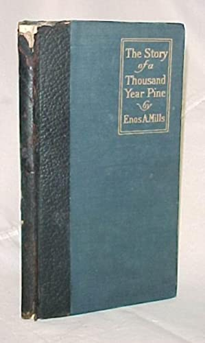 The Story of A Thousand Year Pine and Other Tales of Wild Life: Mills, Enos A.