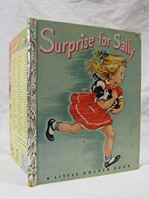 Surprise for Sally and other Stories (Little Golden Book): Crowninshield, Ethel