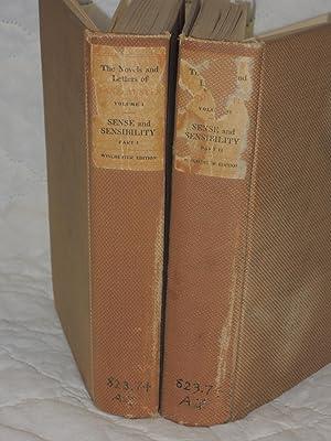Sense and Sensibility Volume 1-2 HIMEBAUGH: Austen, Jane