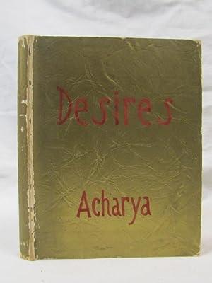 Desires: Acharya, Pundit