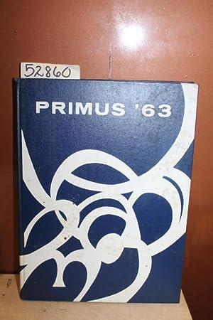 Primus 1963: University of Hartford