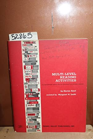 Multi-Level Reading Activities: Botel, Morton