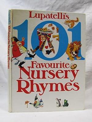 Favorite Nursery Rhymes: Lupatelli's