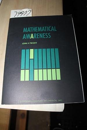 Mathematical Awareness Part I: Trivett, John V