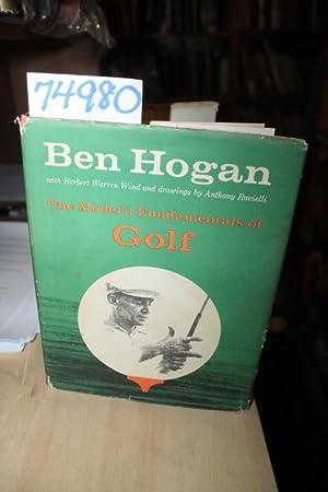 The Modern Fundamentals of Golf 1958: Hogan, Ben