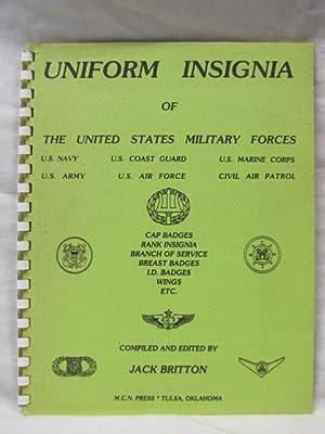Uniform Insignia of the United States Military: Britton, Jack