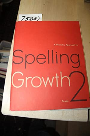 Phonetic Appraoch to Spelling Growth Grade 2: Mason, Charles C & Jess S Hudson
