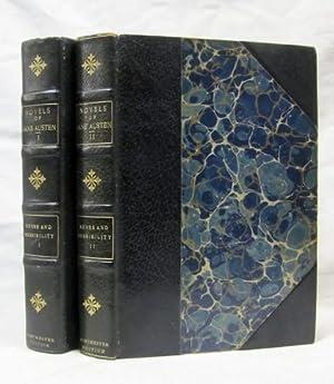 The Novels of Jane Austen; Sense and: Austen, Jane
