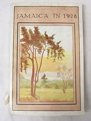 Jamaica in 1928: Cundall, Frank