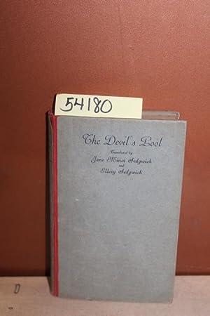 The Devil's Pool: Sedgwick, Jane Minot & Sedgwick, Ellery