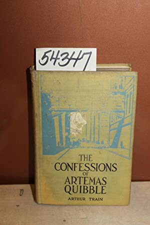 The Confessions of Artemas Quibble: Train, Arthur