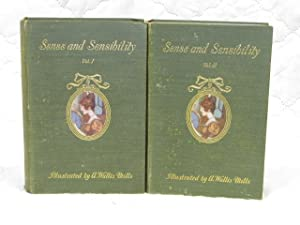 Sense and Sensibility Volumes 1 & 2: Austen, Jane