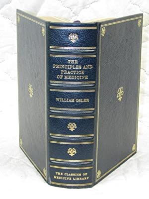 Principles and Practice of Medicine special edition: Osler, William