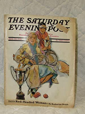 The Saturday Evening Post; Explorers and Their Work: Andrews, Roy Chapman