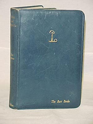 Pride and Prejudice, C.E.Brock illustrator, blue leather: Austen, Jane