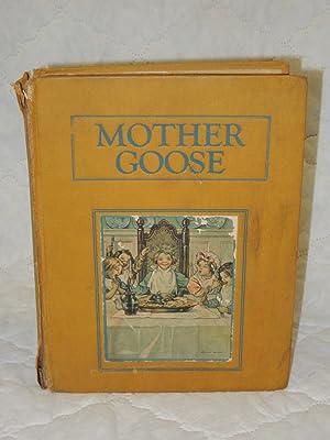 The Big Book of Nursery Rhymes: Mc. Loughlin Bros