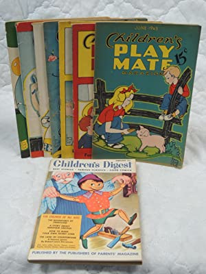 Children's Play Mate Magazine AND Children's Digest: Cooper, Esther