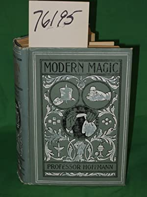 Modern Magic: Hoffmann, Professor