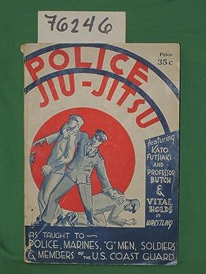 Easy Instructor Series Police Jiu-Jitsu Also Vital Holds in Wrestling: Futsiaka, Kato and Prof. ...