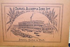 Burton Beer: Samuel Allsopp & Sons Limd