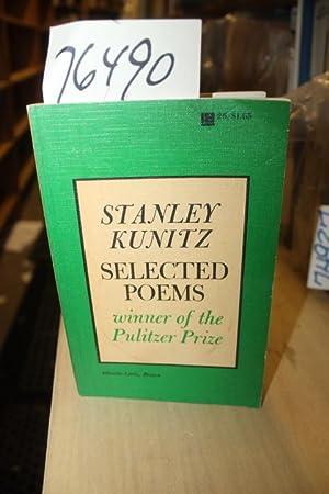 Selected Poems1928-1958: Kunitz, Stanley
