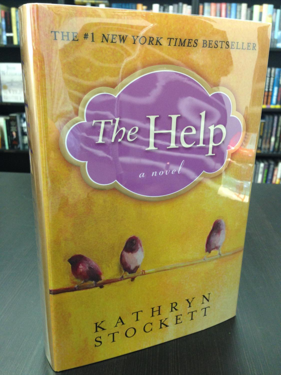 The Help Book By Kathryn Stockett