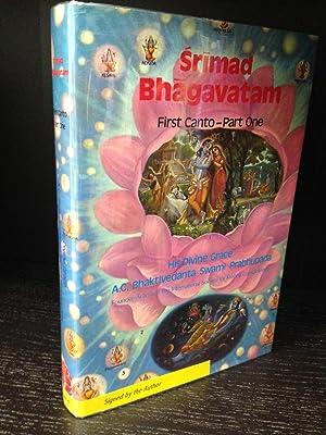 "Srimad Bhagavatam First Canto ""Creation"" Part 1: Bhaktivedanta, A. C."
