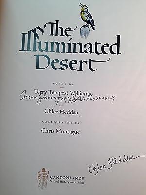 The Illuminated Desert: Williams, Terry Tempest