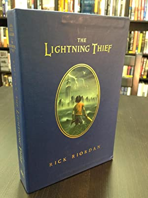 Percy Jackson and the Olympians Book One: Riordan, Rick