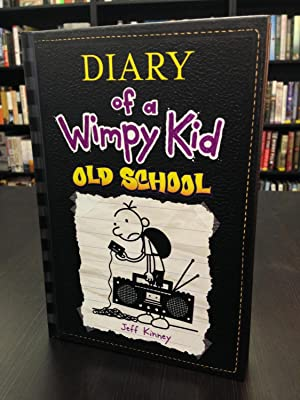 Diary of a Wimpy Kid Greg Heffley's Journal: Kinney, Jeff