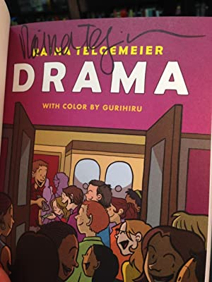 Drama: Telgemeier, Raina