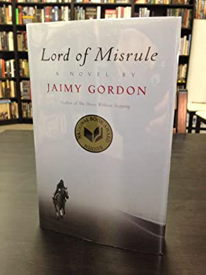 Lord of Misrule: Gordon, Jaimy