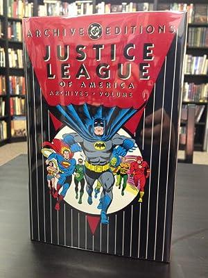 Justice League of America Archives, Volume 1: Fox, Gardner