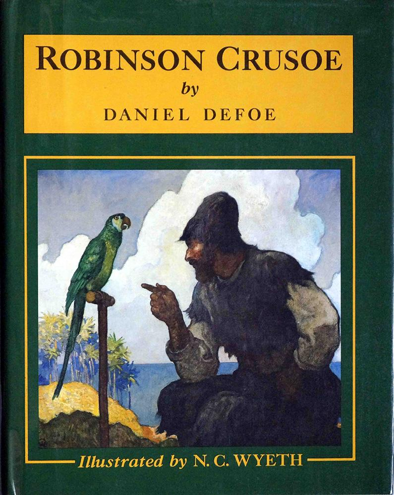 analyse daniel defoe's robinson crusoe within Robinson crusoe daniel defoe buy share buy home literature notes robinson crusoe chapters 22-24 table of contents summary and analysis chapters 22-24.