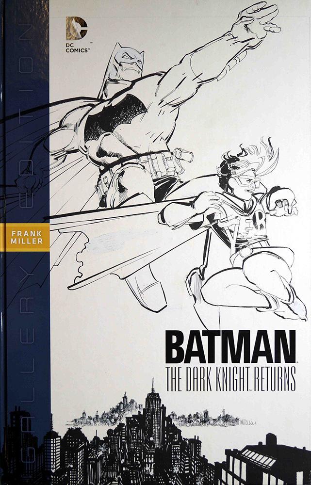 dark knight frank miller pdf