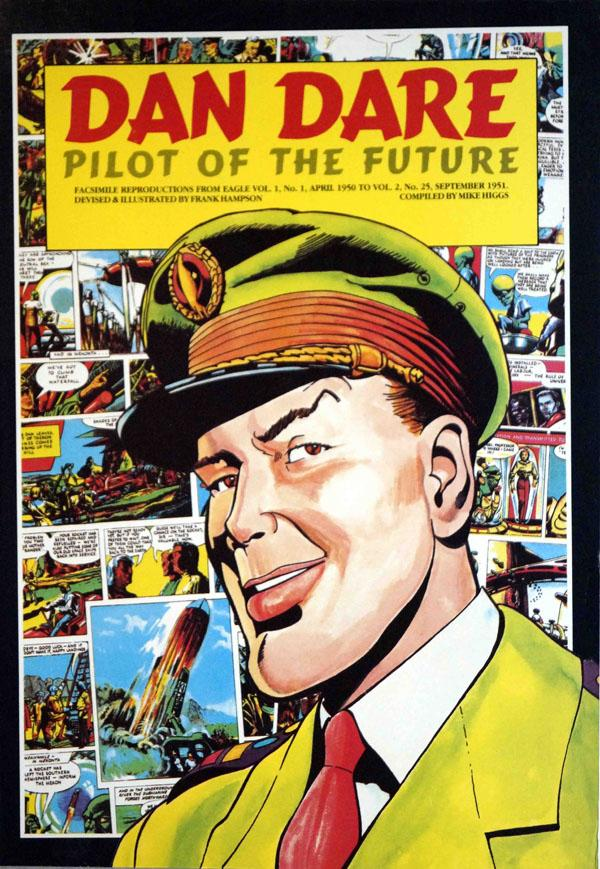 Image result for dan dare