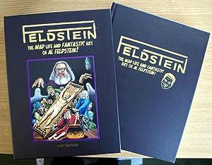 FELDSTEIN: The MAD Life and Fantastic Art of Al Feldstein! (Signed) (Limited Edition): Grant ...