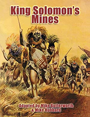 King Solomon's Mines: Mike Butterworth &