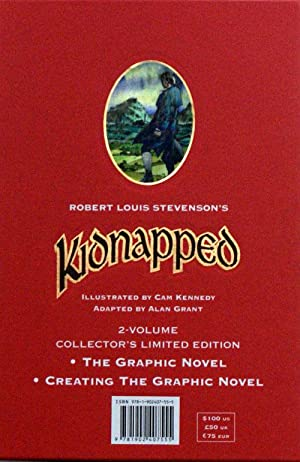 Kidnapped (2 volume Collectors Limited Edition) (Signed) (Limited Edition)