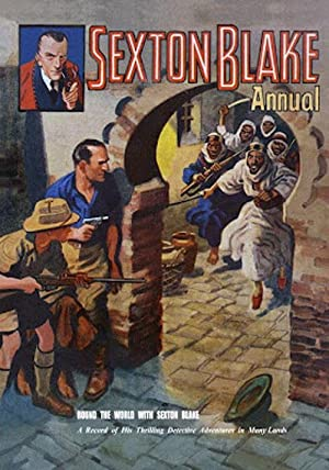 Sexton Blake Annual 1941: Various; illustrated by