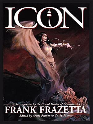 Icon - A Retrospective by the Grand: Frank Frazetta, James