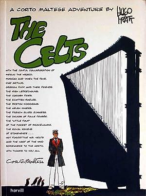 The Celts: A Corto Maltese Adventure: Hugo Pratt; illustrated