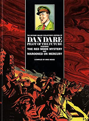 Dan Dare Pilot of the Future Volume 2 Red Moon Mystery & Marooned on Mercury (Deluxe Collector's ...