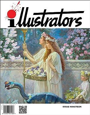 illustrators issue 19: Thomas Kintner, Diego