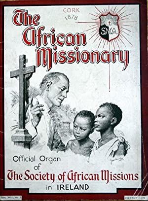 The African Missionary The Official Organ of: Various; illustrated by